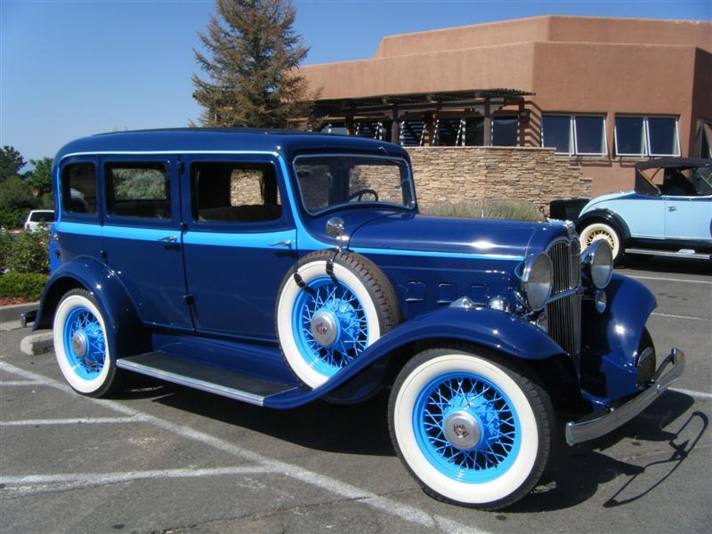 1933 Willys Sedan Model 6 90a Custom Deluxe America